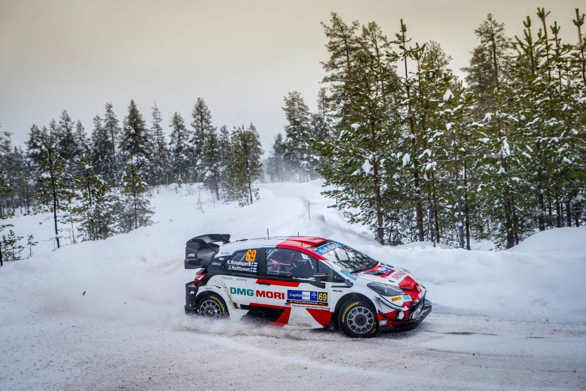 Classements Championnat WRC 2021 - Rallye Sport