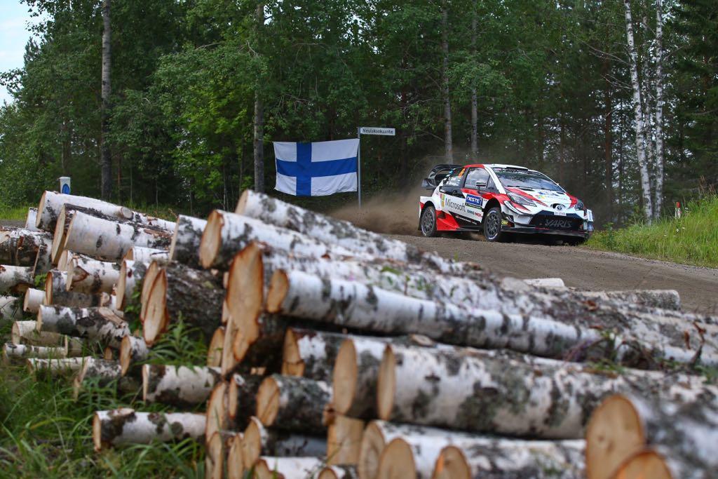 Rallye 8 juillet 2018