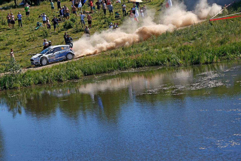 Classement Pronostics Rallye Pologne 2015