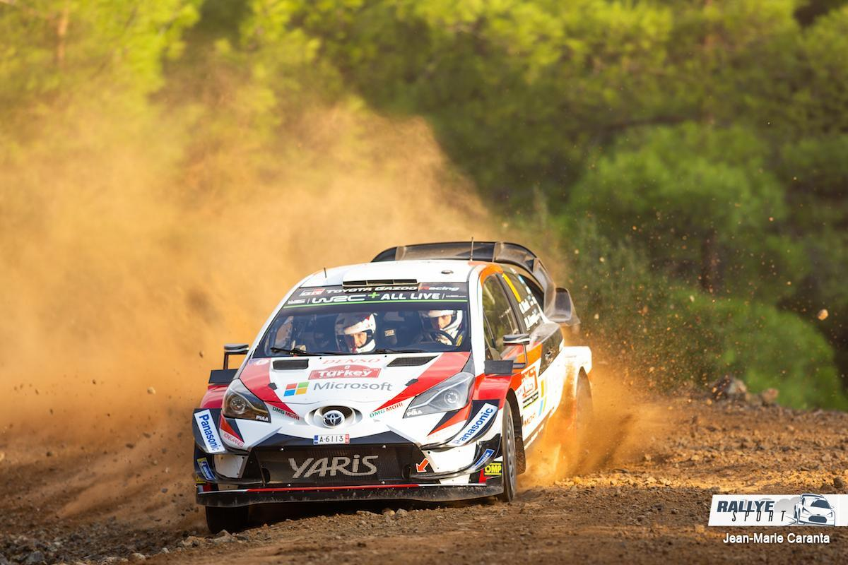 Rallye wrc 2018 classement