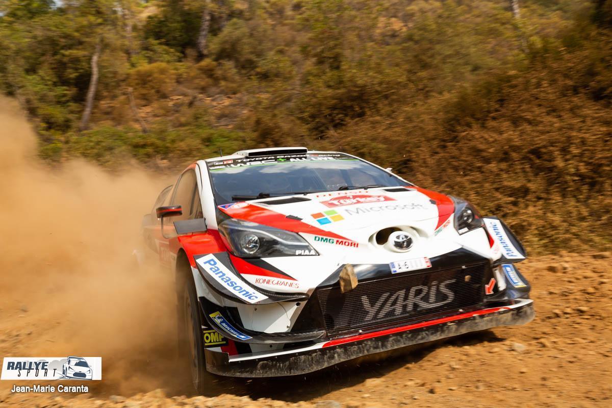 WRC RALLYE  RALLYE DE TURQUIE (terre)13-16 Septembre Tanak-Turquie-2018