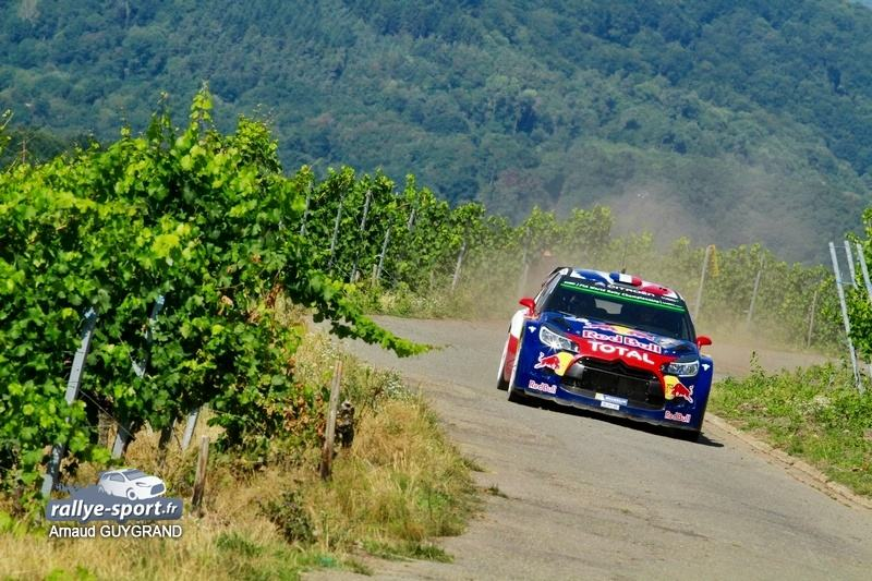 ES2-Rallye d'Allemagne 2015