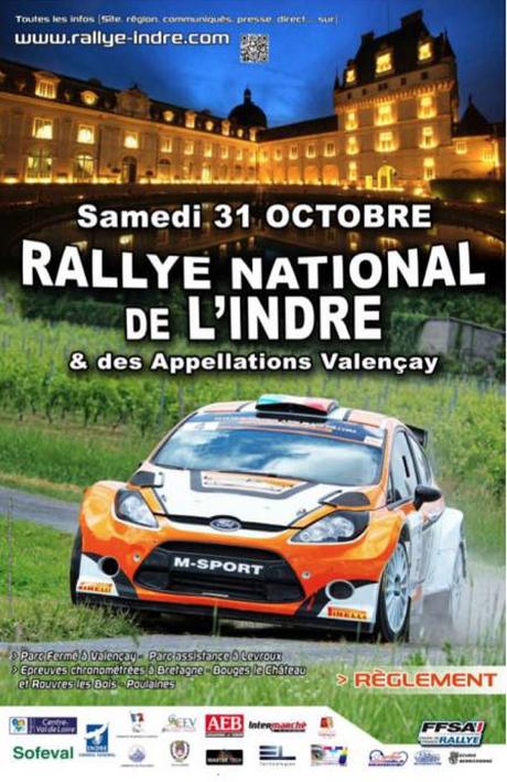 Rallye de l'Indre 2015