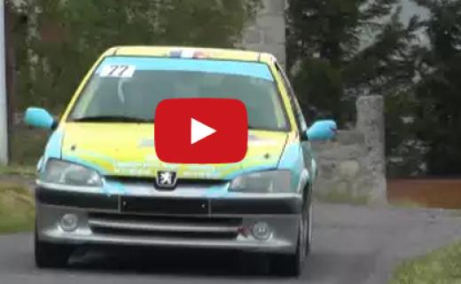 Videos Rallye Bagnols 2015
