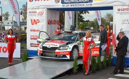 Classement Rallye Pologne Bouffier 2015