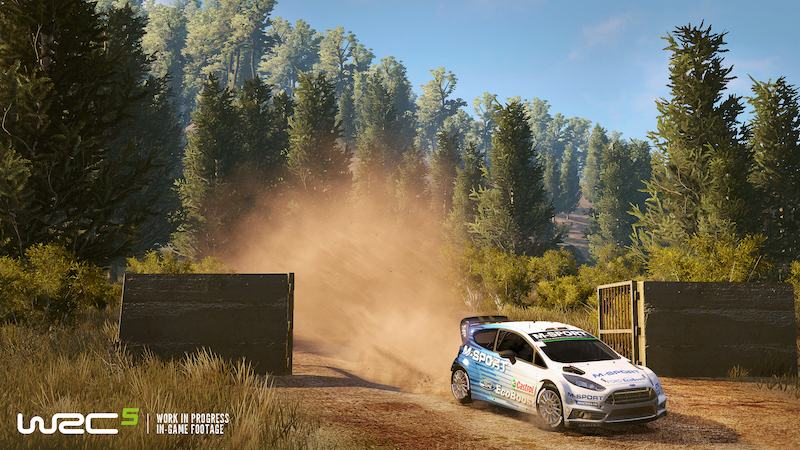 Date de sortie WRC5