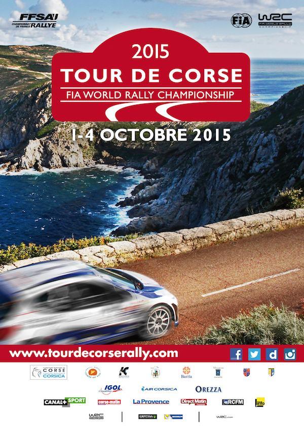 Pronostics Rallye de France 2015
