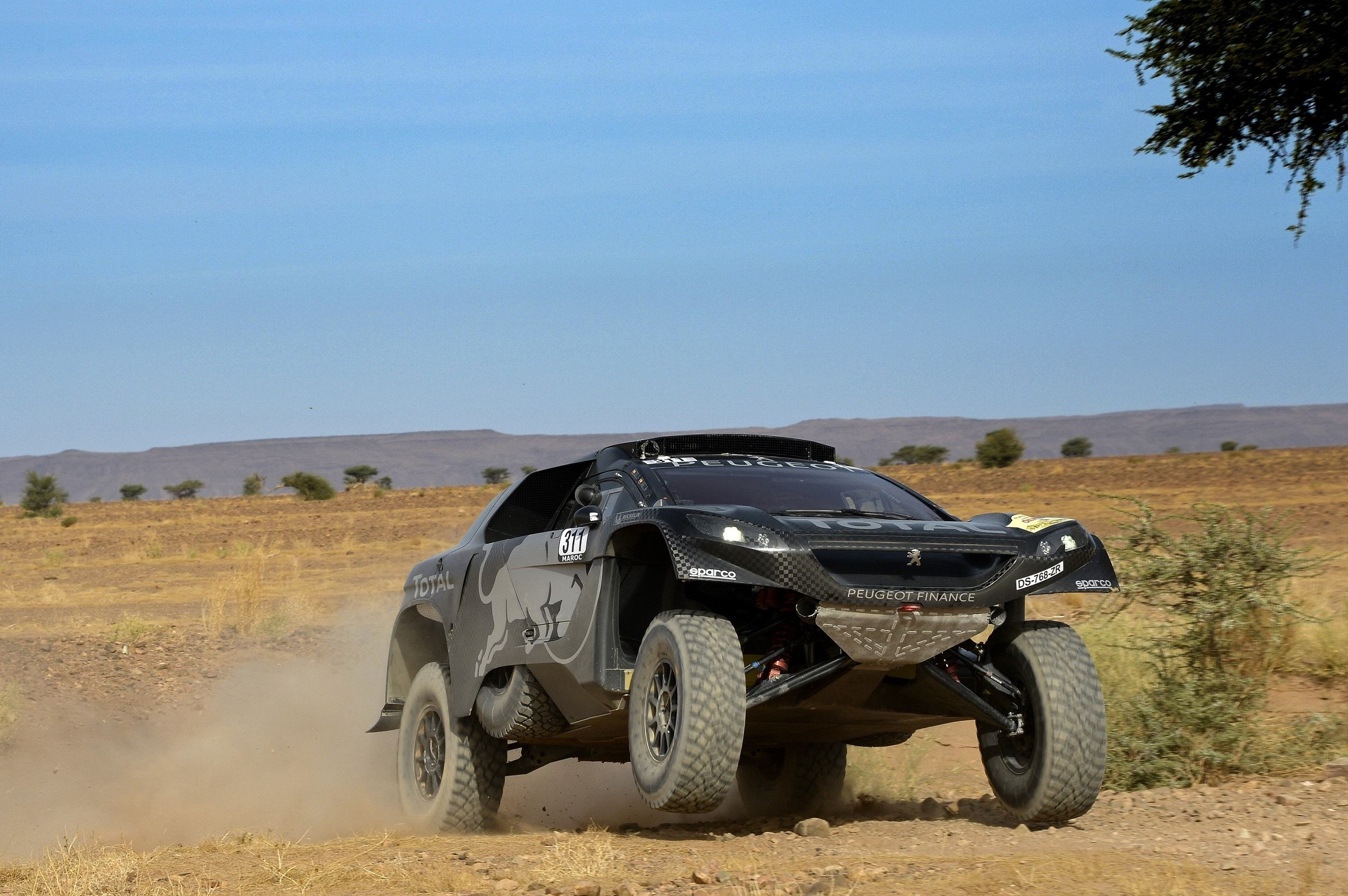Classement-Etape-2-Rallye-Maroc-2015