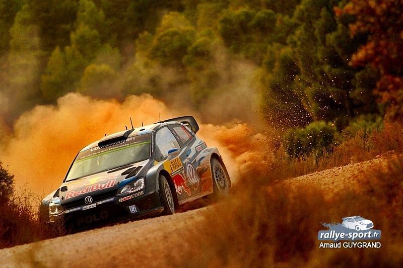 Classement Final Rallye Espagne 2015