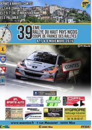 Rallye Haut Pays 2015