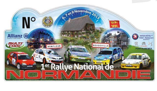 Rallye de Normandie 2015