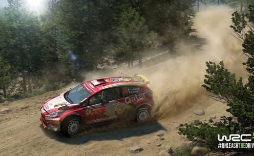 Patch pour WRC-5