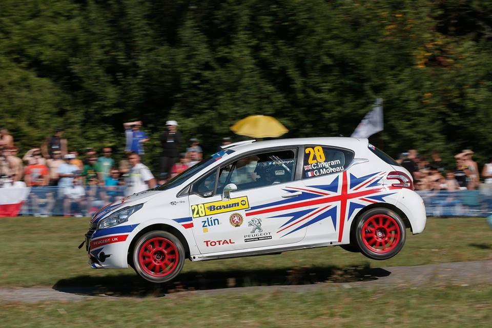 FIA ERC Junior par Pirelli