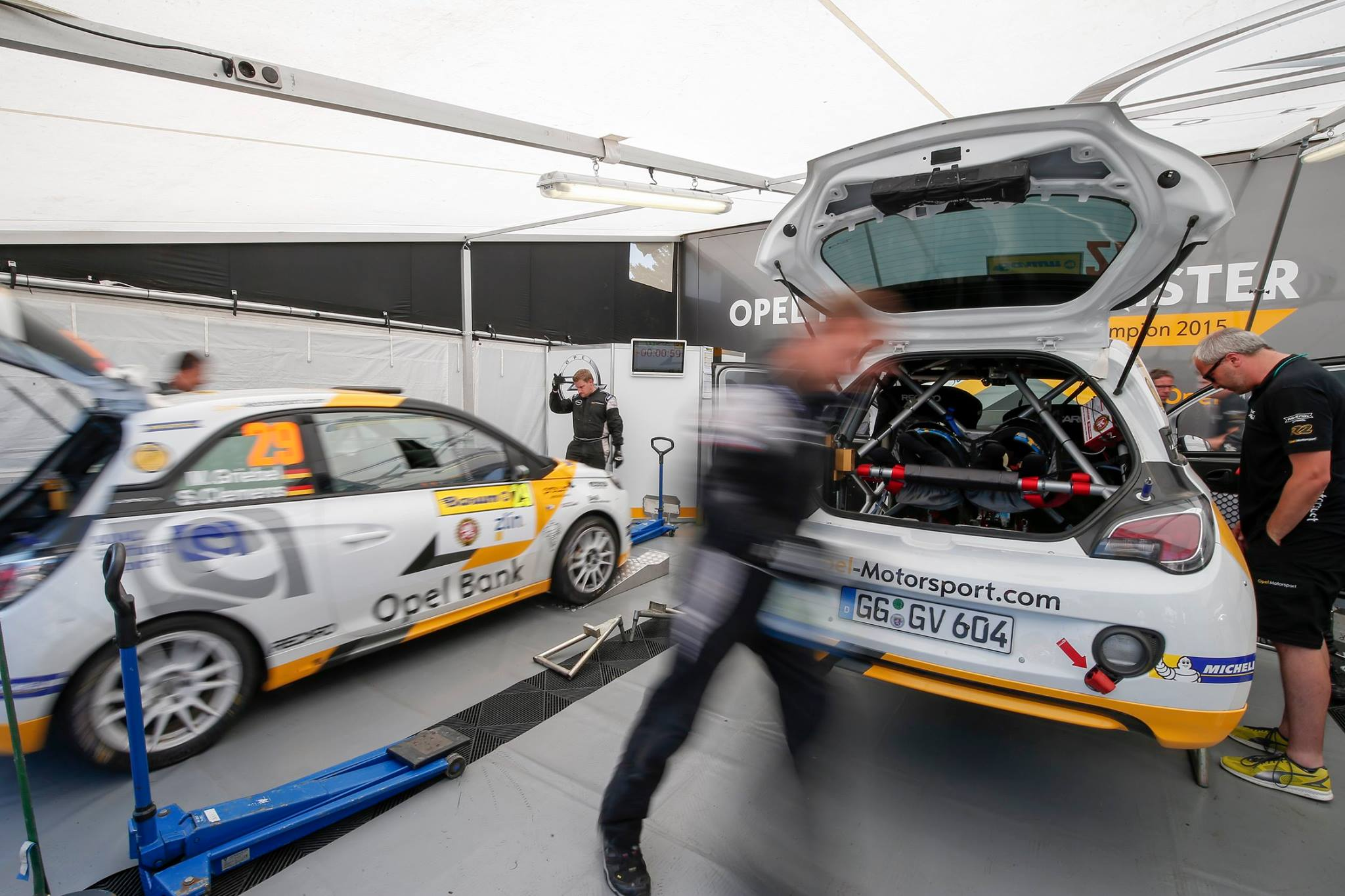 Opel repart ERC