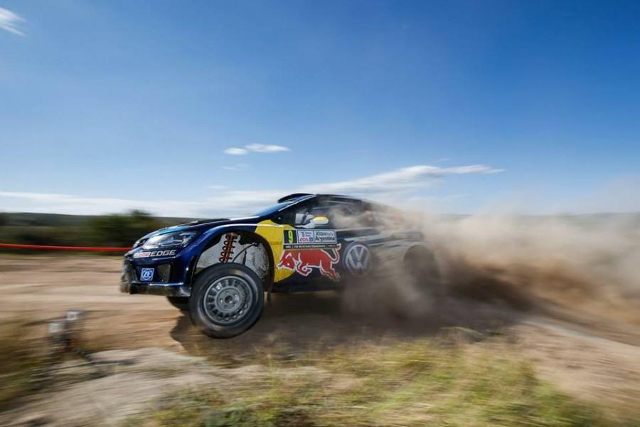 Programme Rallye Argentine 2016