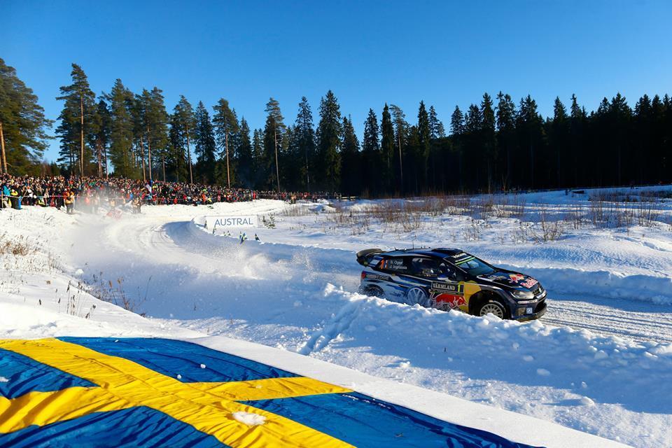 Programme TV Rallye Suede 2016