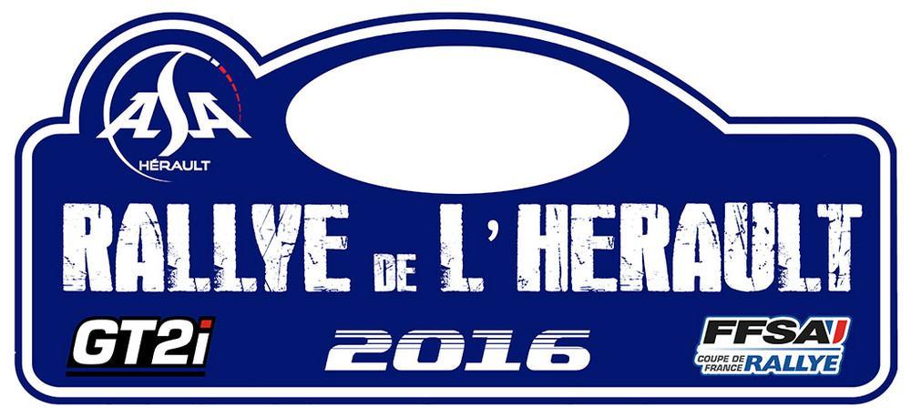 Rallye de l'Herault 2016