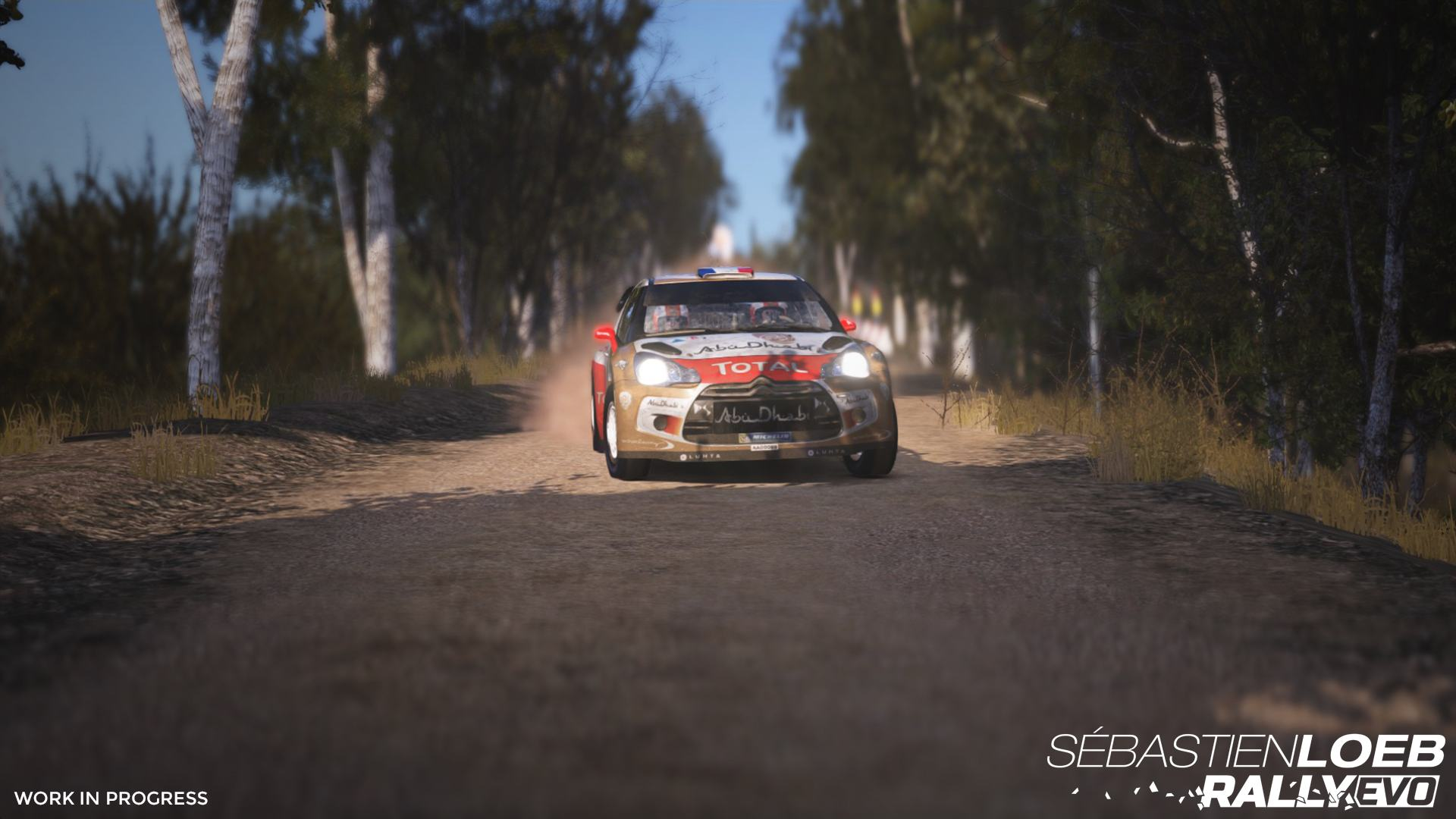 Sebastien Loeb Rally Evo disponible