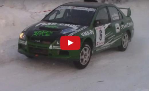 Videos Arctic Lapland Rally 2016