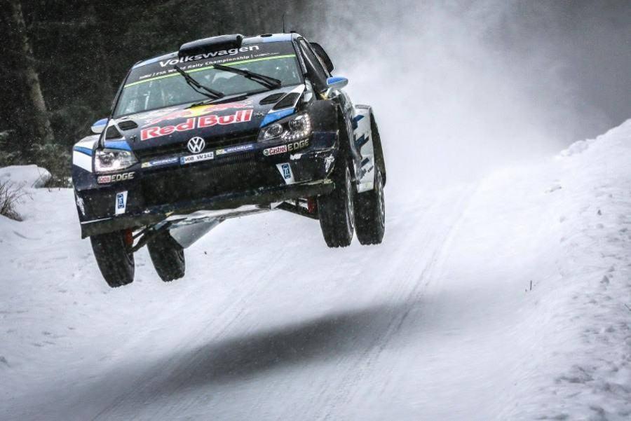 Classement Final Rallye de Suede 2016