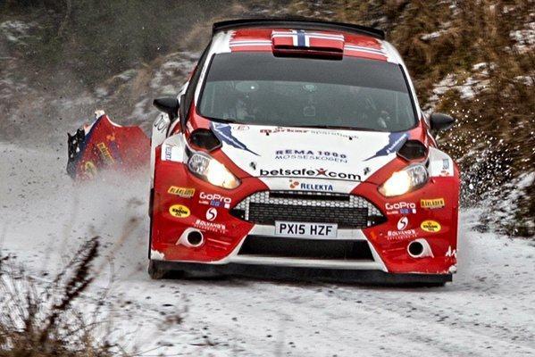 Classement Finnskog Rally 2016