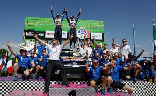 Classement Pronos Rallye Mexique 2016