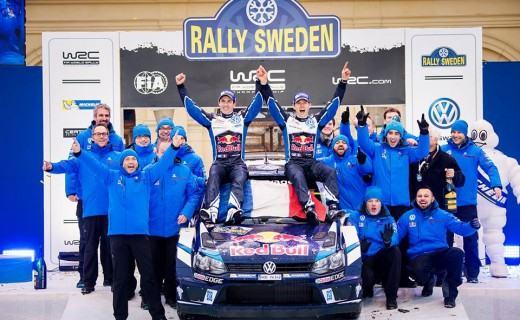 Classement Pronostics Rallye Suede 2016