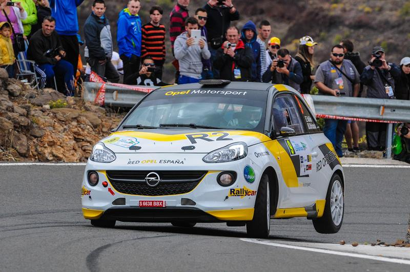 Liste engages Rallye Iles Canaries 2016