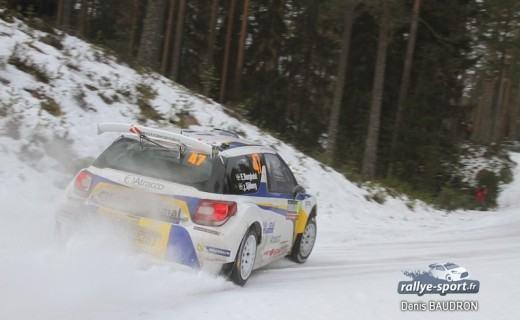 Photos Rallye de Suede 2016