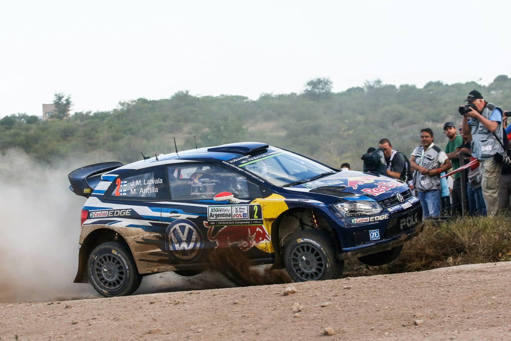 Rallye l'équipe 21