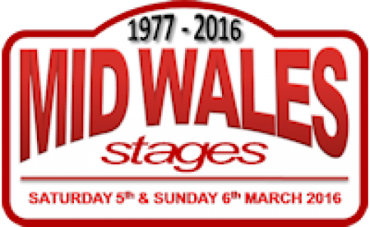 Rally Mid Wales Stages 2016