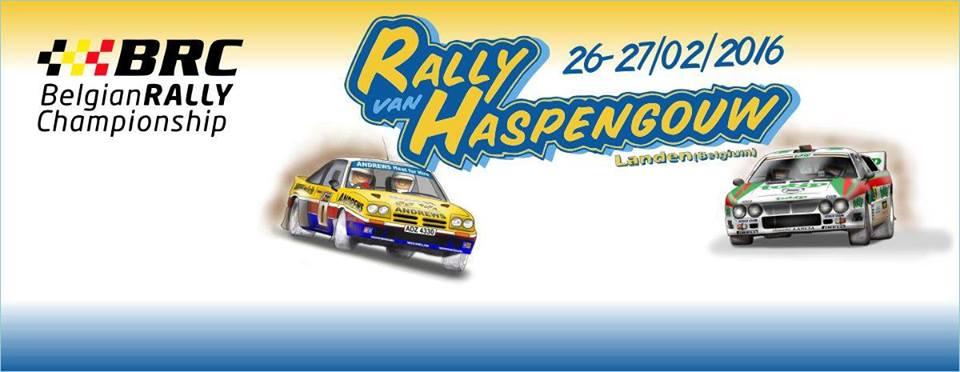 Rally Van Haspengouw 2016