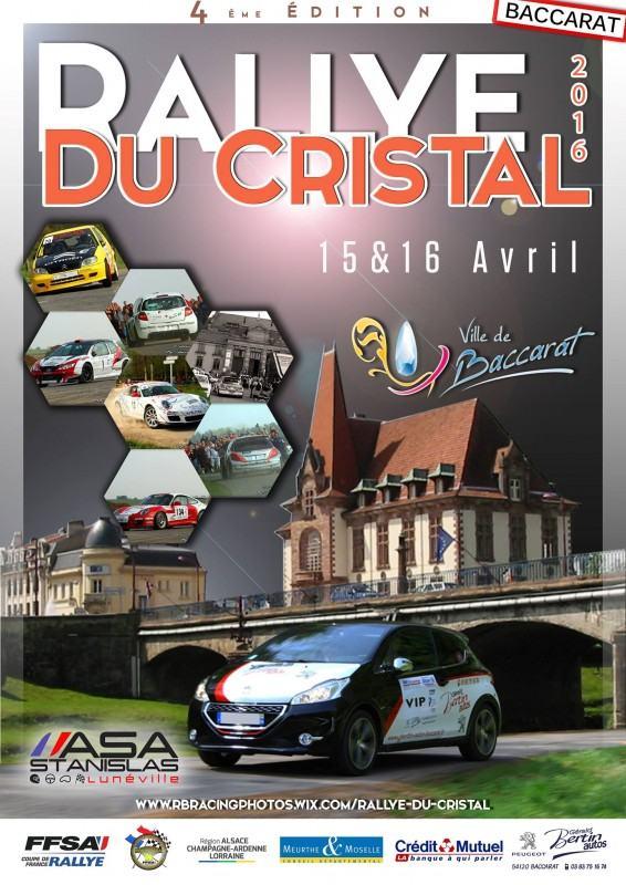 Rallye Cristal 2016