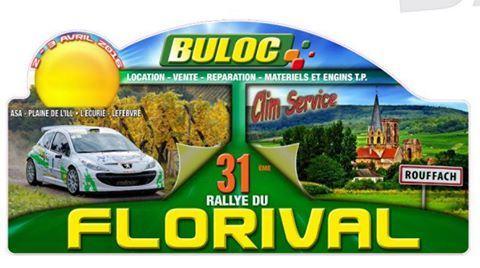 Rallye du Florival 2016