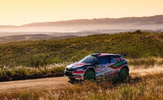 Classement WRC-2 Argentine 2016