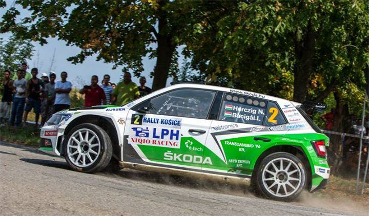 Liste des engages Eger Rally 2016