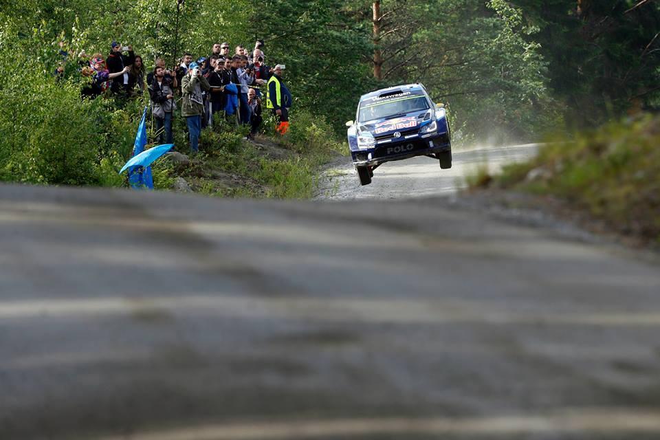 Rallye Finlande 2016