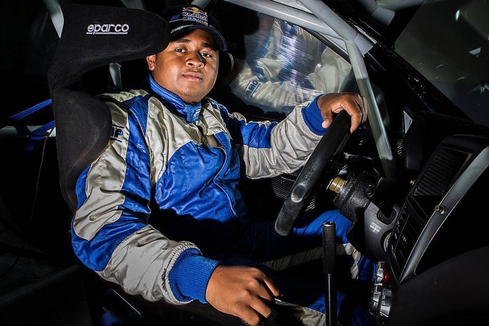 Ramiandriosa Peugeot 208 Rally Cup