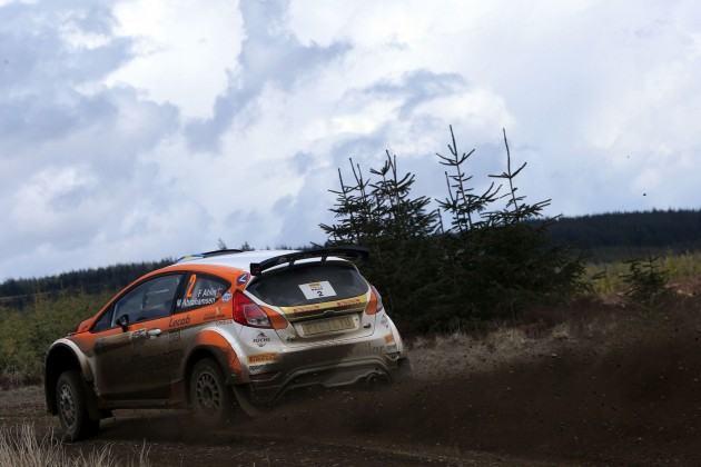 Classement Pirelli Rally 2016