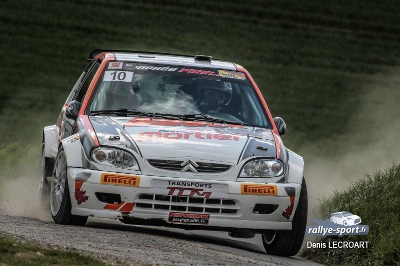 Rallye de la Lys 2018