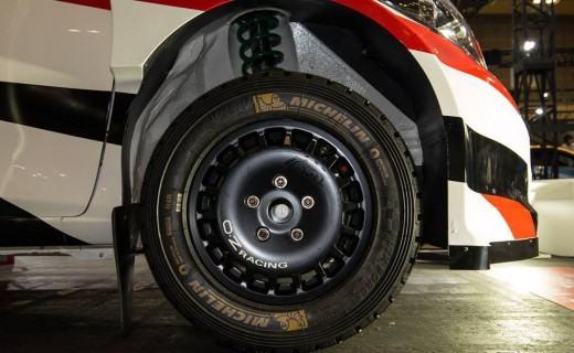 Premiers essais pour la Yaris WRC