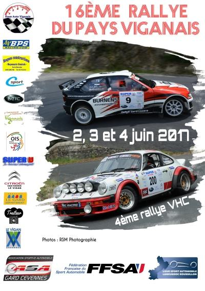 Rallye 4 juin 2017