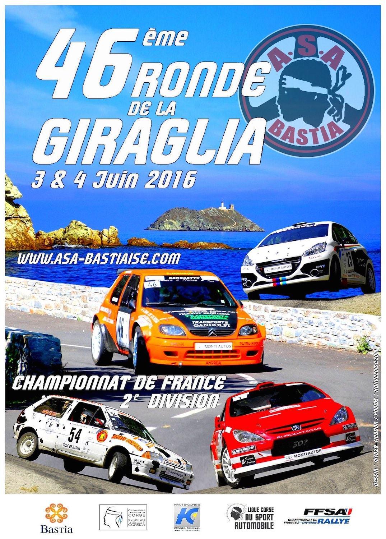 Rallye de la Giraglia 2016