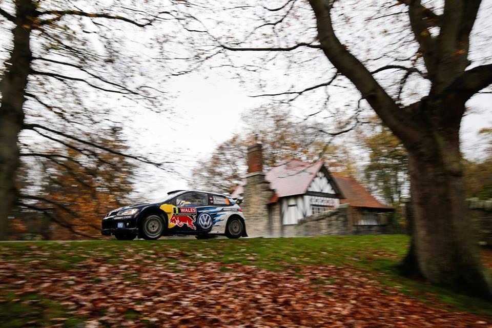Clanedrier stable en WRC