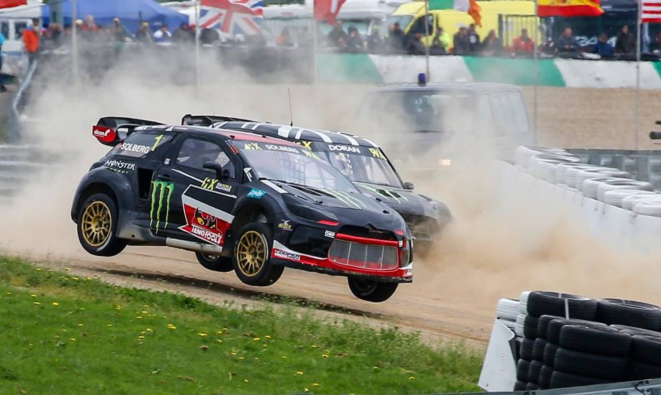 Qualifications 2 RX Angleterre 2016