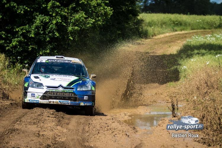 Rallye terre