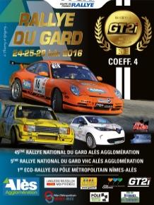 Rallye du Gard 2016