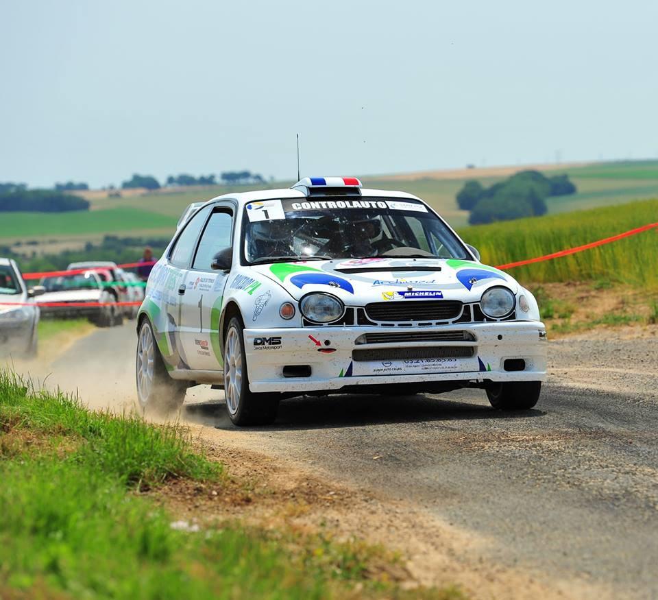 Rallye du Ternois 2016