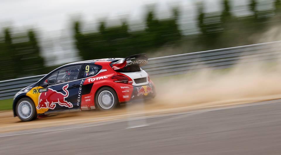 Sebastien Loeb RX Belgique 2016