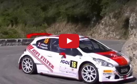 Videos Rallye Antibes 2016